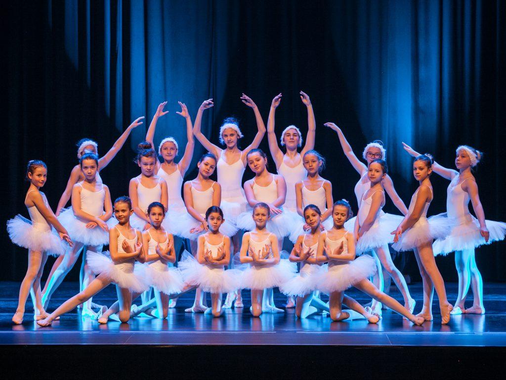 baletky v SONO centru