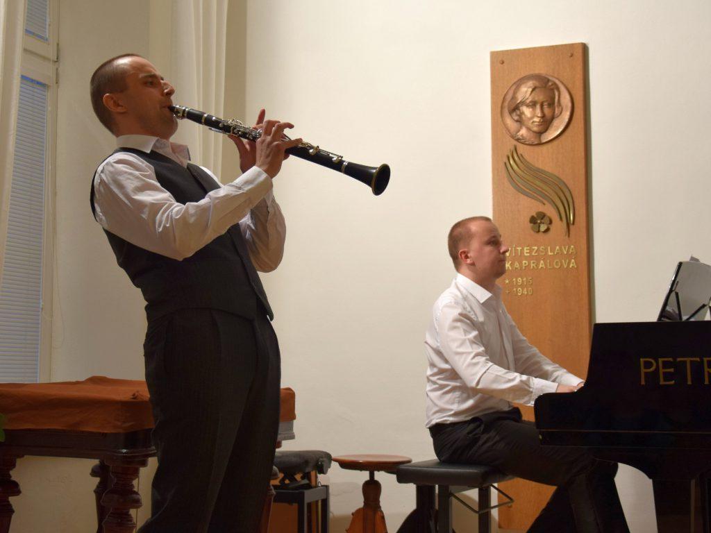 koncert pedagogů